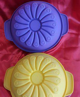قالب سیلیکونی کیک و ژله