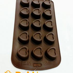 قالب سیلیکونی شکلاتی مخصوص شکلات و پاستیل و ژله