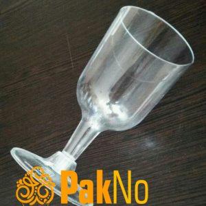 جام ژله پلاستیکی