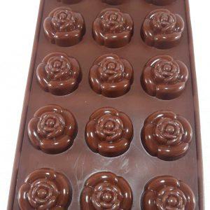قالب سیلیکونی شکلاتی مخصوص شکلات، پاستیل و شیرینی های ریز خانگی