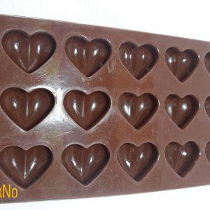 قالب سیلیکونی شکلاتی مخصوص پاستیل، شکلات و شیرینی های ریز خانگی