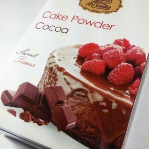 پودر کیک کاکائو