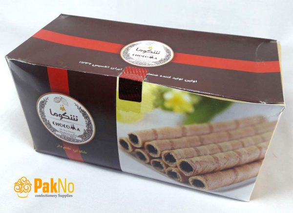 شوکونی در بسته بندی 1 کیلویی و بسیار کاربردی برای تزئین کیک و دسر