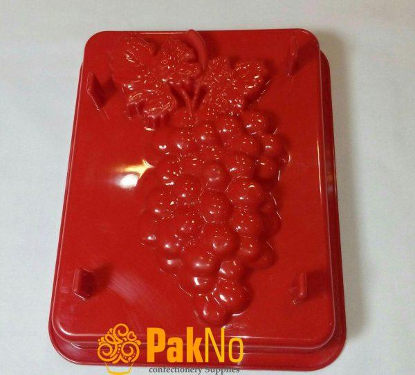 قالب ژله انگور مناسب برای آماده کردن ژله و دسر و ... میباشد.