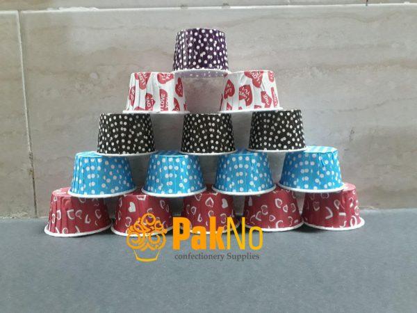 کاپ کیک مافین دسری مناسب برای اماده کردن انواع کاپ کیک و دسر