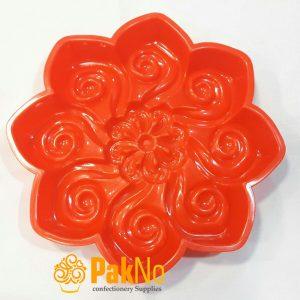 قالب ژله 8 پر وسط گل مناسب برای اماده کردن ژله