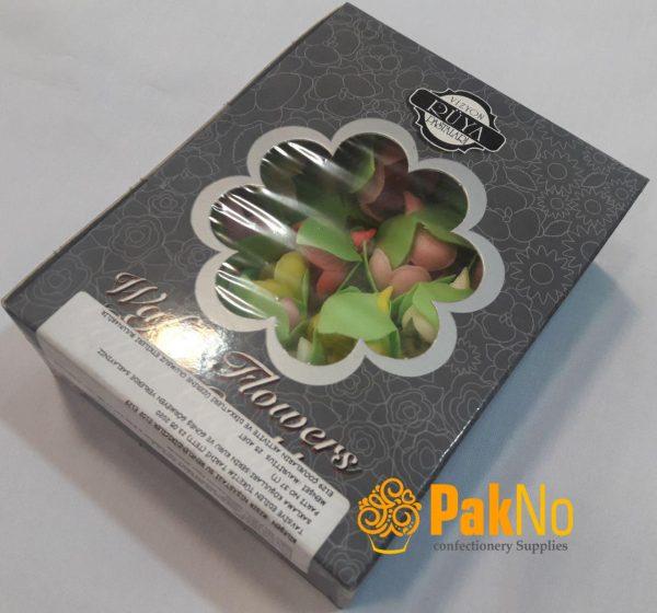 گل خوراکی تزئینی ترک بسیار کاربردی برای تزئین کیک های بسیار زیبا