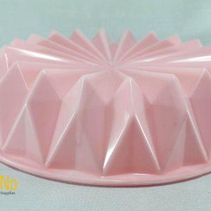 قالب ژله الماس هندسی مخصوص آماده کردن ژله و دسر