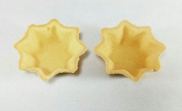 نان تارت ستاره کوچک شیرین