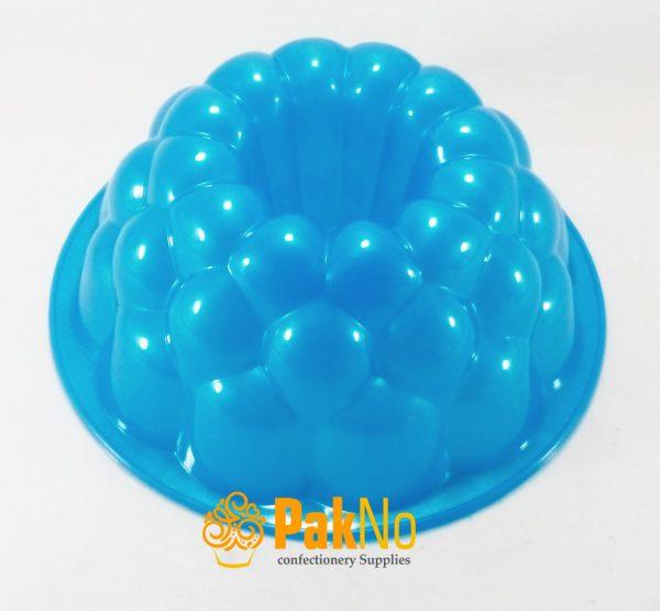 قالب ژله حبابی شیفون دار