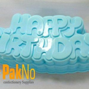 قالب ژله تولدت مبارک