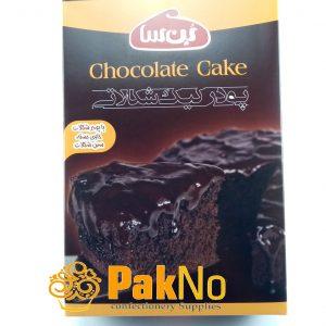 پودر کیک شکلاتی
