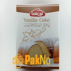 پودر کیک وانیلی